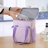 【新年鉅惠】大號加厚保溫包大容量手提保冰保鮮包飯盒袋便當包午餐特大號