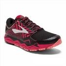 樂買網 BROOKS 18FW 動能加碼 女越野鞋 Caldera 2系列 B楦 1202651B623 贈腿套