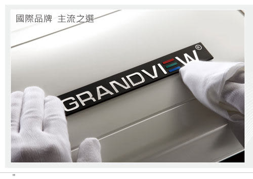 GRANDVIEW加拿大第一品牌100吋4:3智能電動式投影銀幕 席白投影布幕 (限期優惠中)