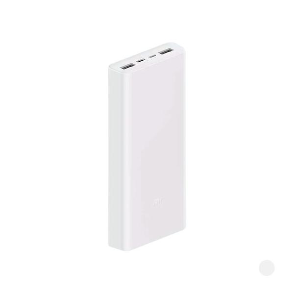 20000mAh 小米行動電源3 USB-C雙向快充版 18W 送果凍套 小米20000 小米20000行動電源 移動電源 充電寶
