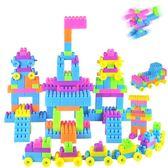 兒童大顆粒拼裝搭插塑料玩具