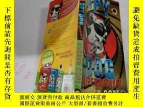 二手書博民逛書店spy罕見dog: 間諜狗:Y212829