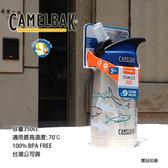 [開發票 公司貨] Camelbak 兒童 不鏽鋼 吸管水壺 優游鯊魚 350ml