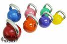 -槓鈴老師健身器材- 彩色競技 壺鈴 Kettlebell 套裝組 重量訓練 健身器材