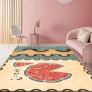 客廳地毯茶幾墊簡約現代臥室床邊地墊墊子北歐【白嶼家居】