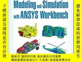 二手書博民逛書店Finite罕見Element Modeling And Simulation With Ansys Workbe
