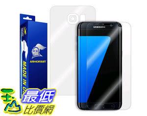 [105美國直購] 螢幕保護膜 Samsung Galaxy S7 Edge Screen Protector Full Screen Coverage Full Body Skin Protector 5160321