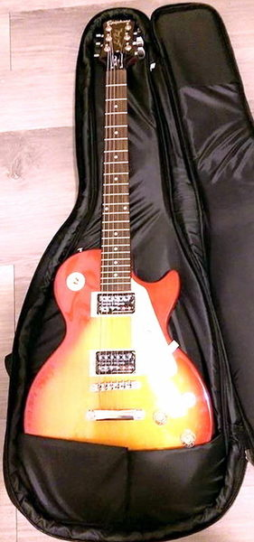 【金聲樂器廣場】全新 Monkcustom 電吉他袋 (EGB-1600) 多重收納設計 附吉他雨衣 下雨天也不怕 !