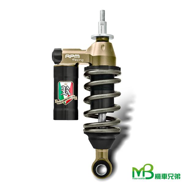 機車兄弟【RPM VESPA PV 氣瓶壓側微調 前避震器】