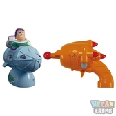 DISNEY迪士尼 玩具總動員4 巴斯光年雷射槍遊戲組 (TAKARA TOMY) 14828