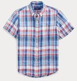 美國代購 Polo Ralph Lauren 格紋襯衫 (XS~XXL) ㊣