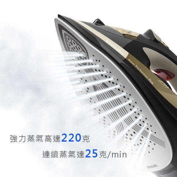 《現貨立即購+贈科技纖維布》Philips GC4527 飛利浦 鈦離子底盤+主動式抗鈣+強力蒸氣 熨斗