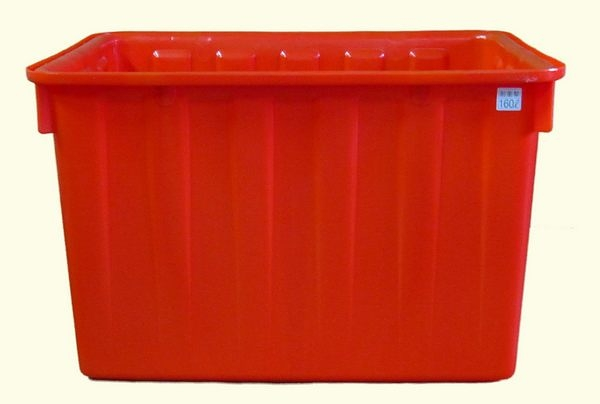 **好幫手生活雜鋪**通吉 160L普力桶--------四角桶,方形桶,塑膠桶,海產桶,水產桶