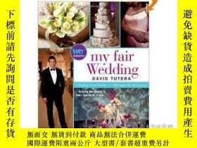 二手書博民逛書店My罕見Fair Wedding: Finding Your V