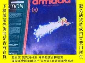 二手書博民逛書店armada罕見international 2001 4-5Y8