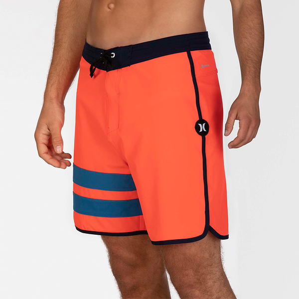 HURLEY|女 M PHANTOM BP 18 BRIGHT CRIMSON 海灘褲