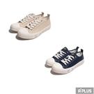 KANGOL 男 帆布鞋(低統) 中底 壓紋 餅乾-6121160131/6121160180