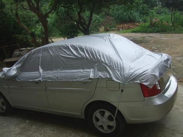 【NF436】汽車隔熱罩 停車降溫神器 拒絕日曬 汽車遮陽罩 汽車遮陽傘 汽車防曬罩 車用太陽傘