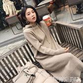 大碼女胖mm毛衣連身裙秋冬裝新款寬鬆顯瘦中長款胖妹妹洋氣針織衫 交換禮物
