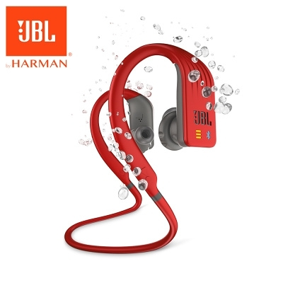 公司貨『 JBL Endurance Dive 紅色 』入耳式藍牙防水可游泳運動耳機/內建MP3播放器1GB/IPX7/觸控功能