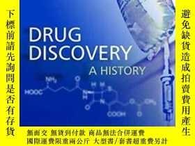 二手書博民逛書店Drug罕見DiscoveryY255562 Sneader, Walter John Wiley &