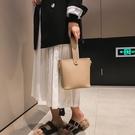 冬季新款韓國ins款簡約百搭小包包手提包小水桶單肩斜背女包