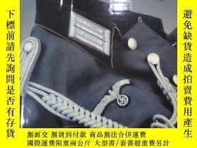 二手書博民逛書店Parade罕見Uniforms of the German Army 德國軍裝軍服圖鑒大百科Y238343