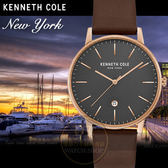 Kenneth Cole國際品牌紳士簡約時尚腕錶KC50009002公司貨/禮物/情人節