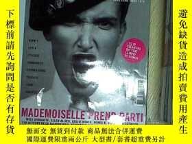 二手書博民逛書店MADEMOISELLE罕見(外文雜誌)Y203004