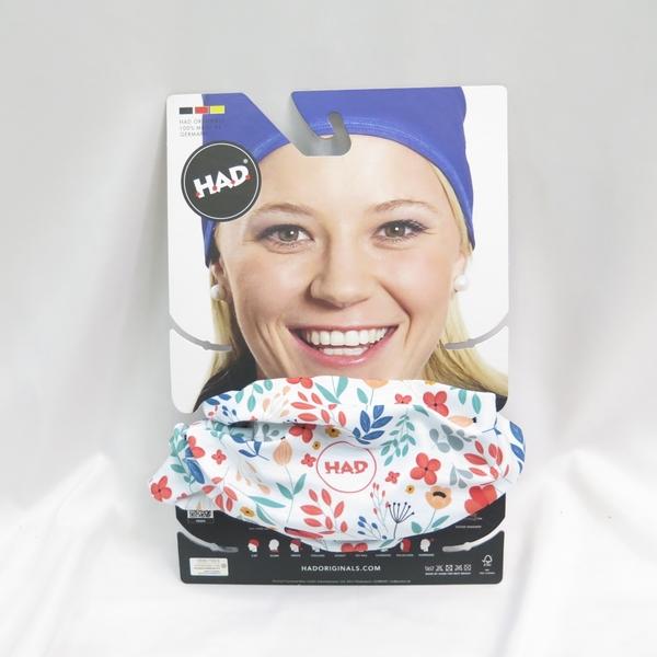 HAD 抗UV COOLMAX 極致舒適系列 德國多功能頭巾脖圍 HA4501251 春天【iSport愛運動】