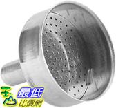 [9美國直購] Bialetti 摩卡壺咖啡粉槽 06875 Replacement Funnel, 1 Cup Moka Express