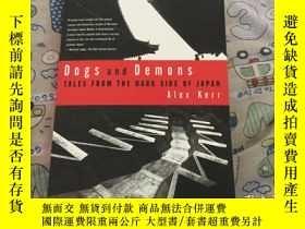 二手書博民逛書店Dogs罕見and Demons: Tales from the