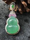 翡翠 彩鑲珠寶 緬甸A貨 老坑木那冰種陽...
