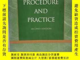 二手書博民逛書店美國參議院程序與實踐罕見Senate Procedure and Practice by Martin B. Go