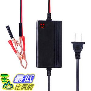 [8美國直購] 接電器 12V to 14.8V Automatic Lead Acid Battery Charger/Maintainer, 1.2A Trickle Boat