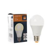 特力屋10W二代LED球泡型燈泡-燈泡色