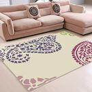 范登伯格 維多利亞 低調時尚地毯-花蠂-140x200cm