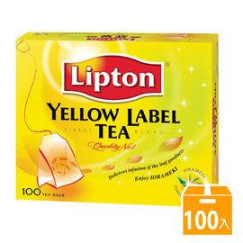 《立頓》黃牌精選紅茶(100入/包)