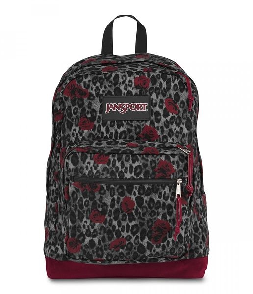 JANSPORT (出清價) 經典校園系列 可放筆電後背包15-野玫瑰-43971