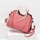 女士手提包包2020新款潮時尚百搭簡約休閒夏季斜挎單肩女包 EY11692 【MG大尺碼】