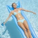 游泳圈成人-充氣床加厚舒適單人水上活動坐騎浮板3色73ez6【時尚巴黎】