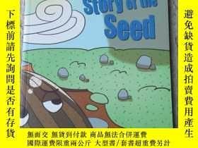 二手書博民逛書店The罕見Story of the Seed(FunStart