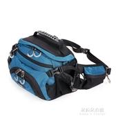 相機包 CORESS多功能戶外旅行尼康佳能相機包腰包側背攝影包後背騎行 朵拉朵YC