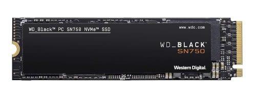 WD 威騰 BLACK SN750 250G M.2 NVME PCIe Gen3 x4 電競級 SSD 固態硬碟 (無散熱片)