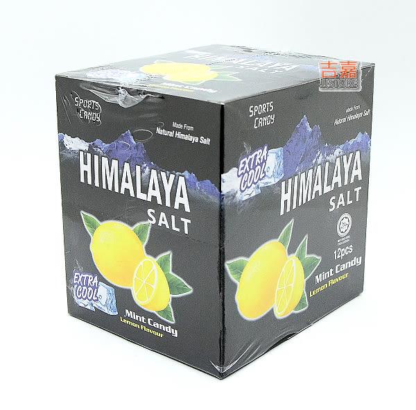 【吉嘉食品】BF薄荷玫瑰鹽檸檬糖 1盒180公克 {538-606}[#1]