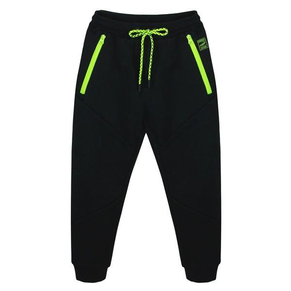 『小鱷魚童裝』刷毛撞色休閒長褲(08號~18號)534615