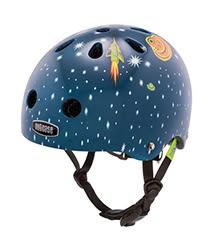 美國Nutcase彩繪安全帽-寶寶系列-星際天空 (頭圍47-50公分)