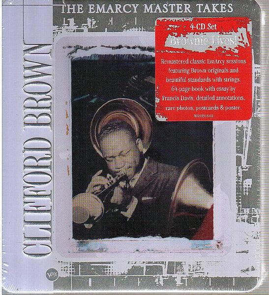 【正版全新CD清倉  4.5折】The EmArcy Master Takes [4 CD] Box set, Limited Edition