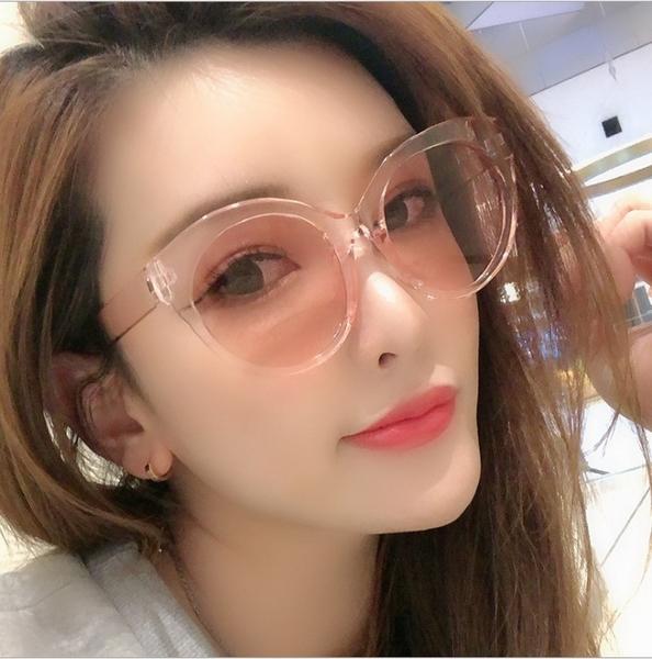 《Caroline》★今年度最新網紅款潮流行時尚百搭抗UV太陽眼鏡 71466標檢局D74321