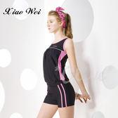 ☆小薇的店☆梅林品牌【簡約率性風格】時尚二件式泳裝特價690元NO.K0370(M-EL)